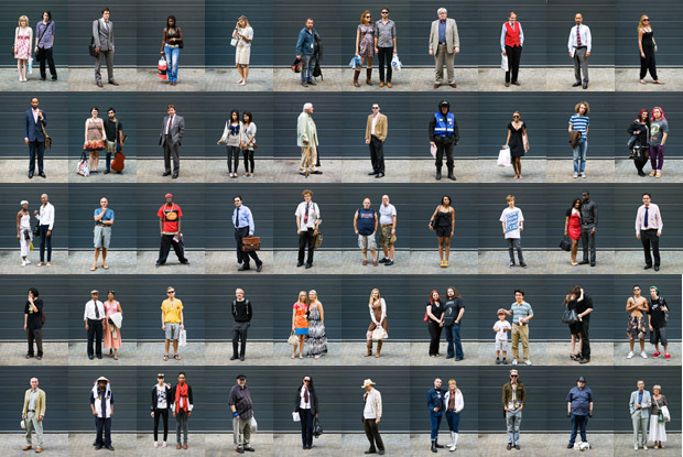 LONDONERS by Christian Reister