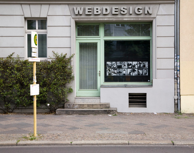 Thomas Lobenwein / Ringen / at FENSTER61 Berlin