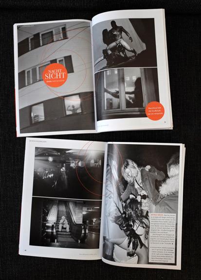 Nachtsicht - Das Magazin - Fotos von Christian Reister