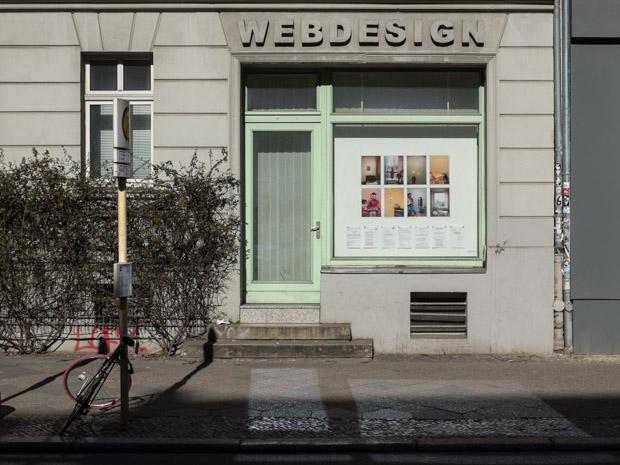 Silke Schwarz at Fenster61