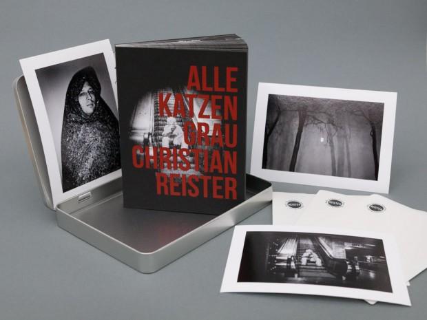 ALLE KATZEN GRAU Collectors Box