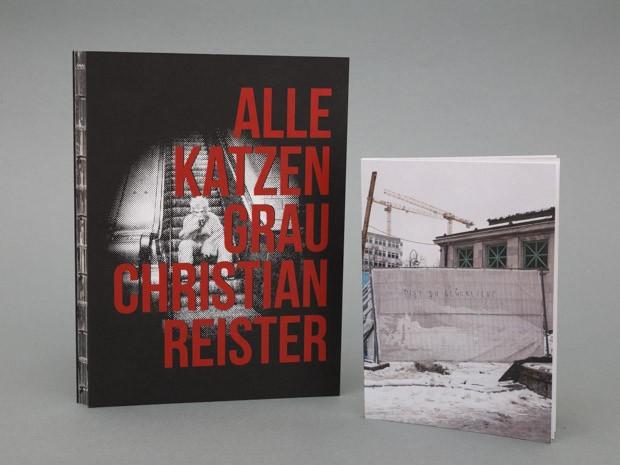 a nice pair: Alle Katzen Grau and Bist Du Glücklich? by Christian Reister