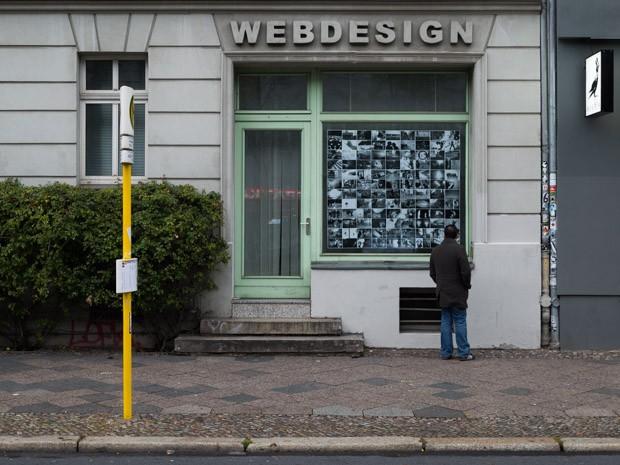 Holger Biermann: Aus der Kurve at Fenster61