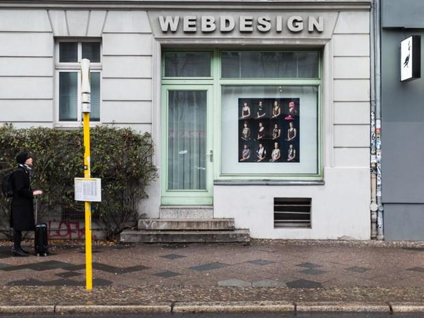 Sylvie Weiss at Fenster61