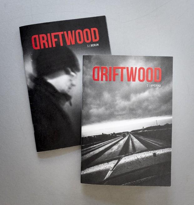 DRIFTWOOD 2 | AMERIKA