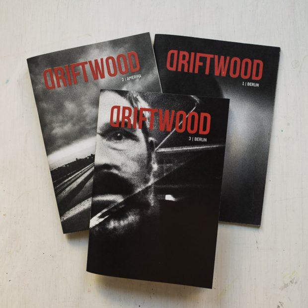 DRIFTWOOD issue 3