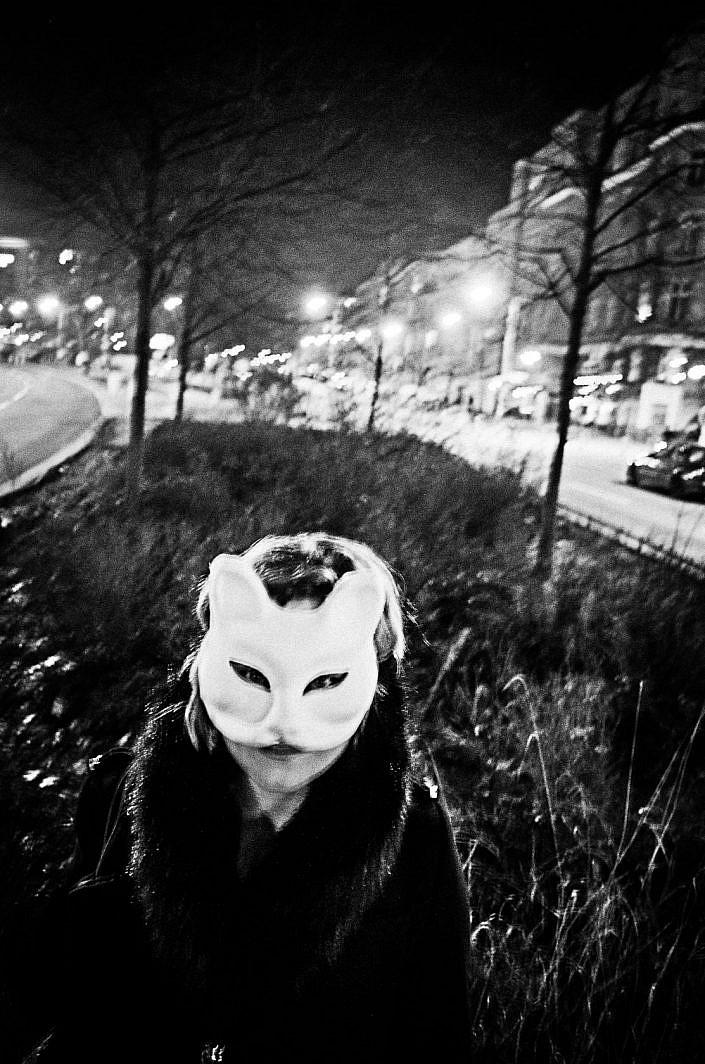 (Mask) Berlin 2017