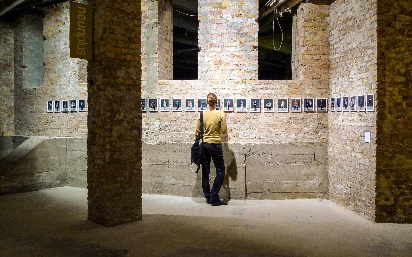 Londoners / Kunstsalon