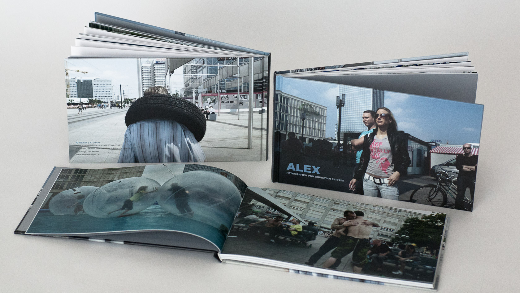 ALEX Photobook by Christian Reister